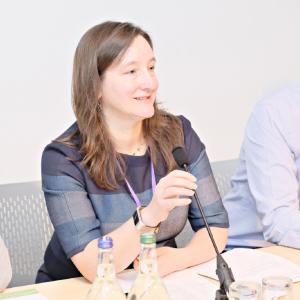 Change in UK political parties' behaviour is urgently needed - Lucy McTernan
