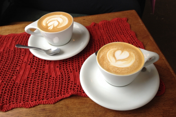 Conversation Cafes