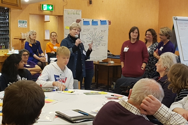 The Romsey Future Citizens' Assembly on the future of Romsey town centre