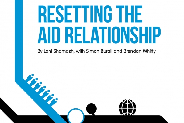 Resetting the Aid Relationship