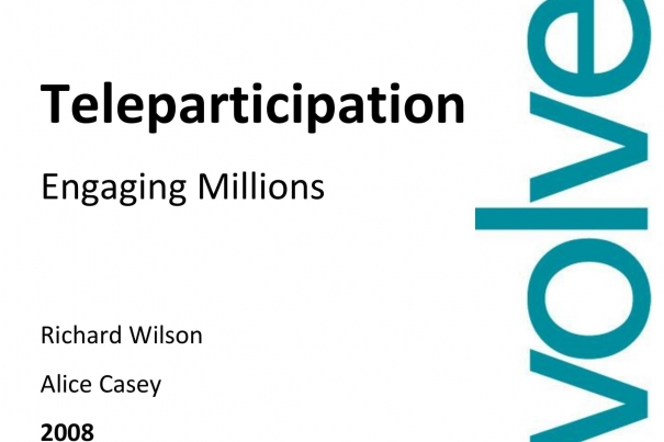 Teleparticipation