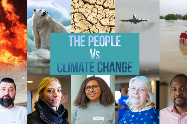 Watch the Climate Assembly UK documentary on BBC iPlayer