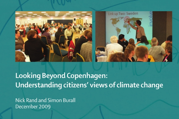 Looking Beyond Copenhagen: citizens' views of climate change
