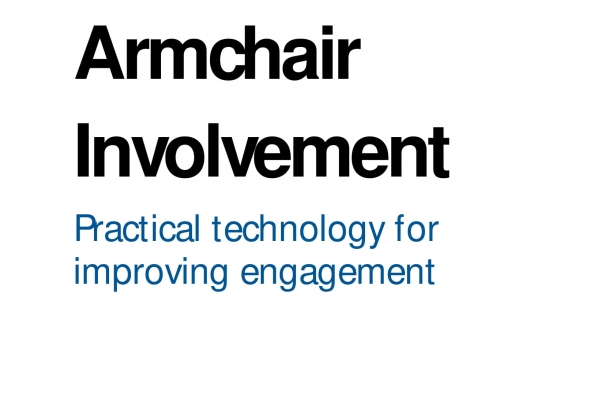 Armchair Involvement practical technology for improving engagement