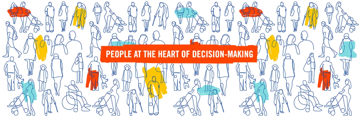 People at the heart of decision-making